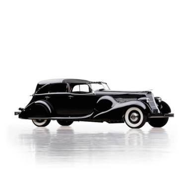 1935 Duesenberg Model SJ Town Car by Bohman and Schwartz