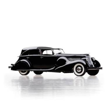 1935 Duesenberg Model SJ Town Car by Bohman and Schwartz