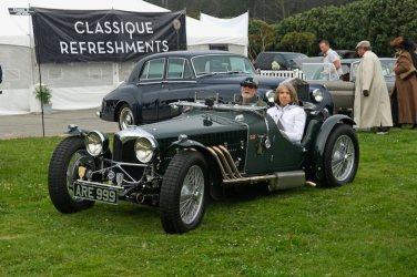 1935 Riley 15-6 BAJ Special