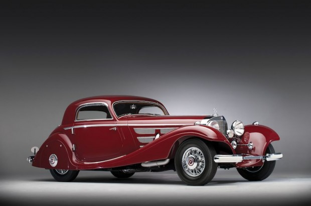 1936 Mercedes-Benz 540 K Special Coupe