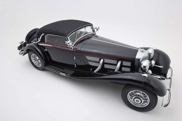 1936 Mercedes-Benz 540 K Sport Cabriolet A - Chassis 130945