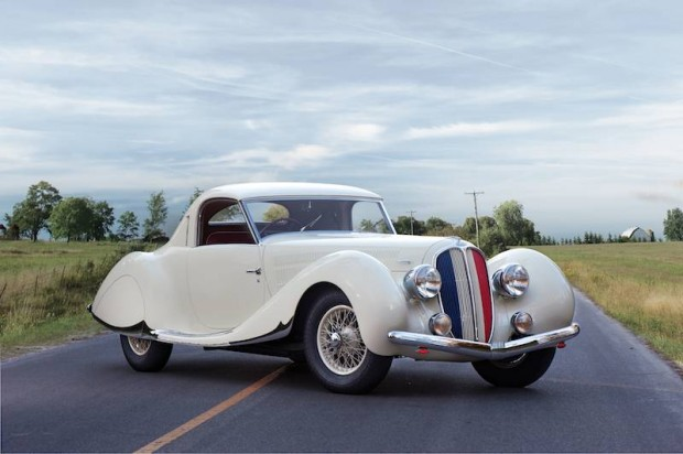 1938 Delahaye 135 MS Coupe