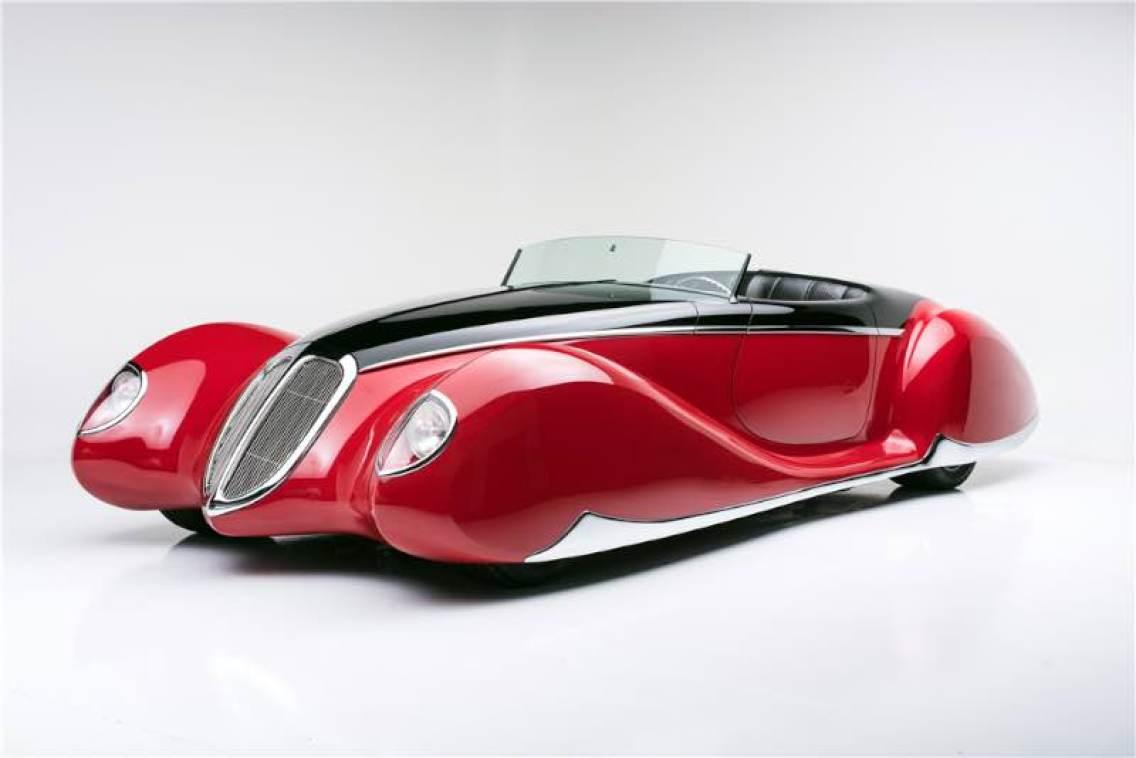 1938 Lincoln Coddington V12 Hemi