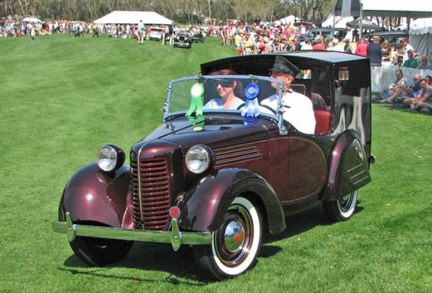 1938 American Bantam Boulevard Delivery