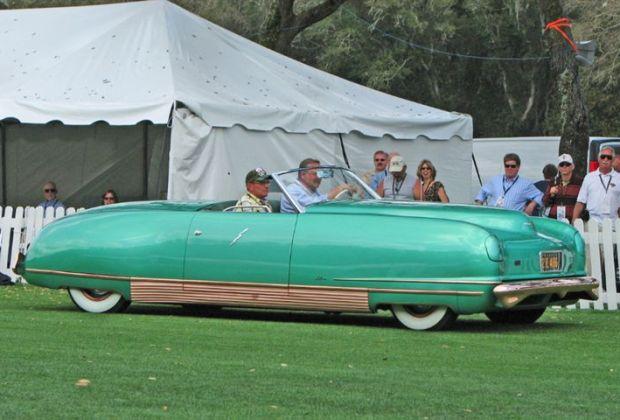 1941 Chrysler Thunderbolt, Gerard J. DePersio, MD, Tustin, CA