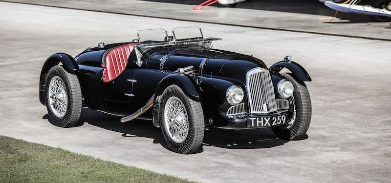 Early Offerings at Bonhams Quail Lodge 2015