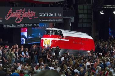 1950 GM Futurliner Parade of Progress Tour Bus