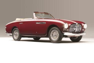 1951 Ferrari 212 Inter Cabriolet by Vignale