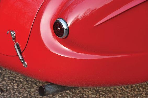 1952 Ferrari 212 Export Barchetta by Touring