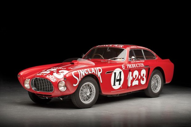 1952 Ferrari 340 Mexico Berlinetta 0226 AT