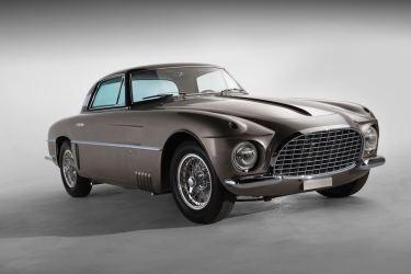 1953 Ferrari 250 Europa Coupe by Vignale (Darin Schnabel)