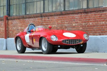 1954 Ferrari 750 Monza Spider