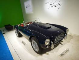 1954 Siata 208S Spider (Chassis BS 535) - $1,650,000