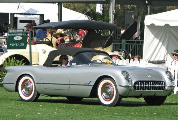 1954 Chevrolet Corvette, Lingenfelter Collection, Brighton, MI