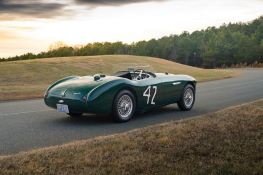 1955 Austin-Healey 100S (photo: Clint Davis)