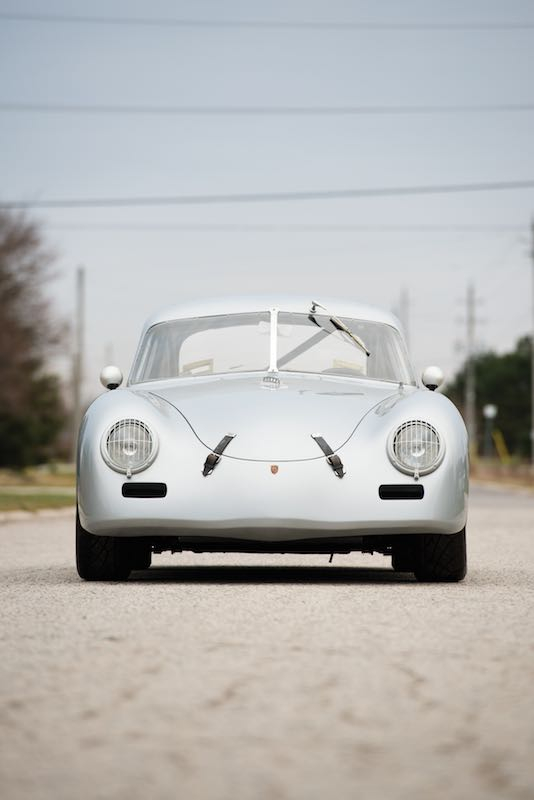 1955 Porsche 356 Emory Special Front