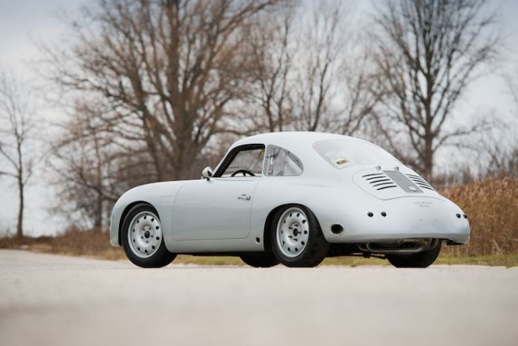 Porsche 356 Pre A Emory Special Coupe Car Profile