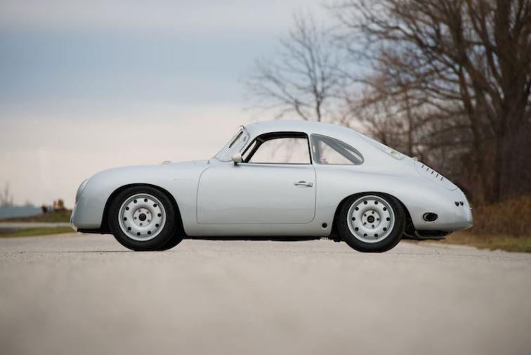1955 Porsche 356 Emory Special Side