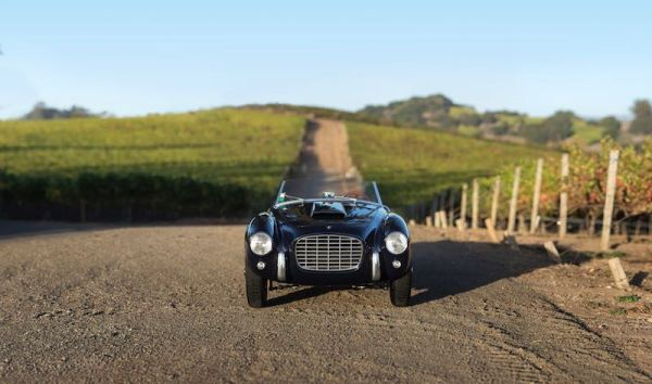 1955 Siata 208S Spider (photo: Patrick Ernzen)