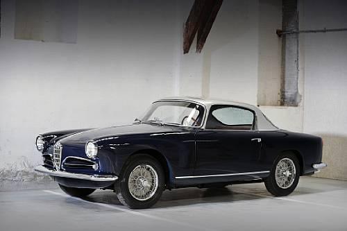 1956 Alfa Romeo 1900C Super Sprint Coupé
