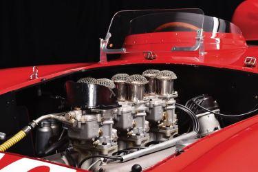 1956 Ferrari 290 MM (photo: Tim Scott / Fluid Images)