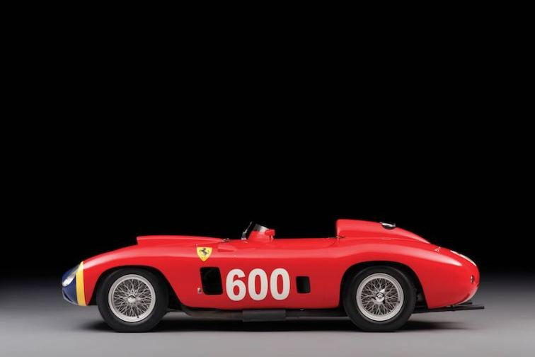 1956 Ferrari 290 MM, chassis 0626 (photo: Tim Scott)