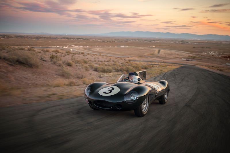 1956 Jaguar D-Type Works XKD 604