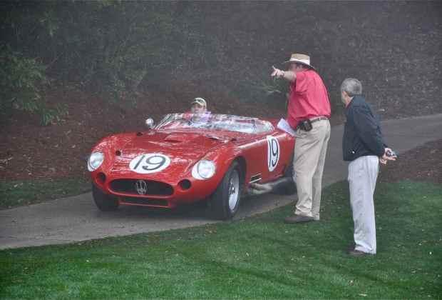1956 Maserati 450S, Fastwelve, LLC, Portland, OR
