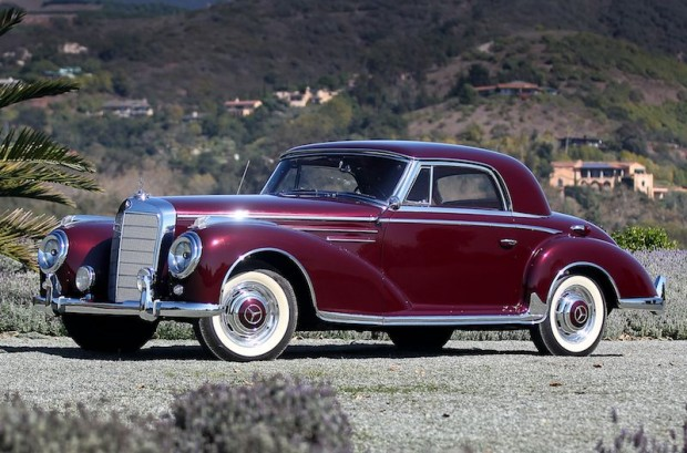 1956 Mercedes-Benz 300 Sc Coupe