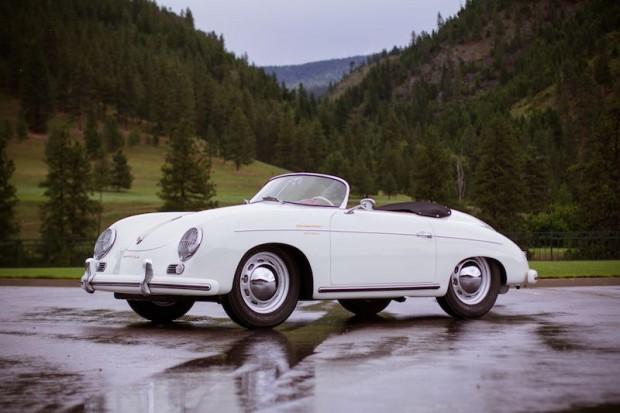 1956 Porsche 356 1500 GS Carrera Speedster