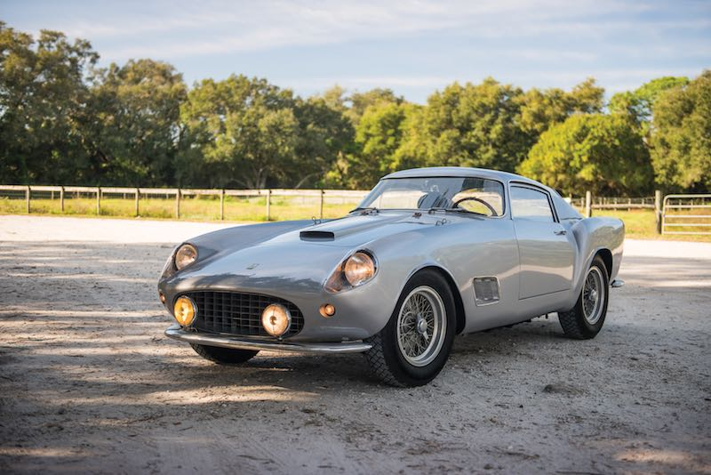 1957 Ferrari 250 GT Berlinetta 'Tour de France' (photo: Darin Schnabel)