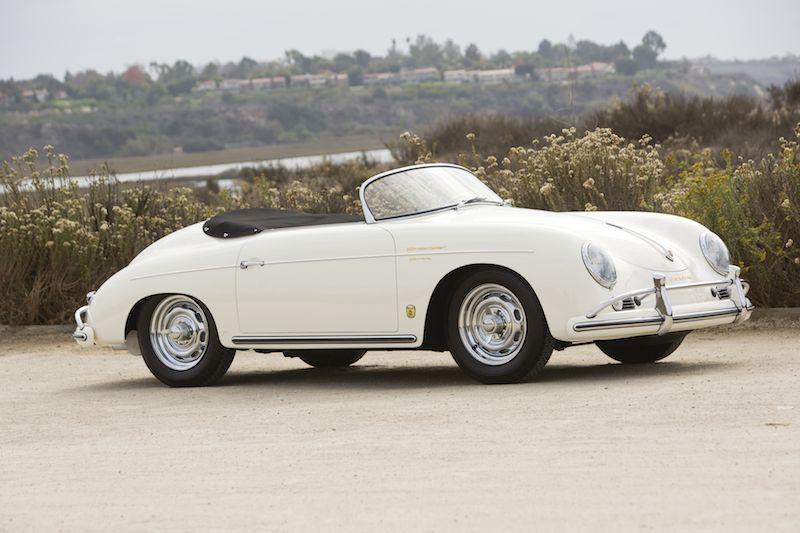 1957 Porsche 356 A Carrera 1500 GS Speedster