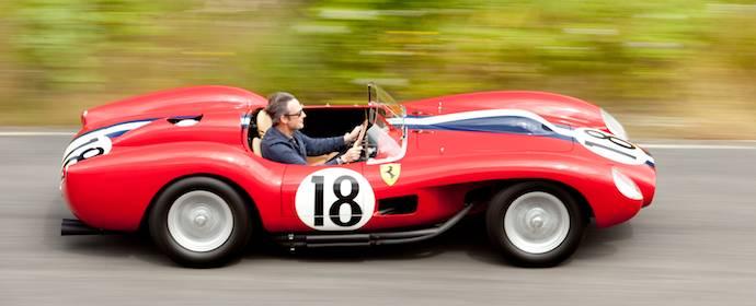 1957 Ferrari 250 TR chassis 0666TR