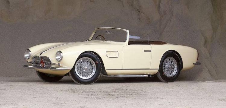 1957 Maserati 150 GT Spider Prototype