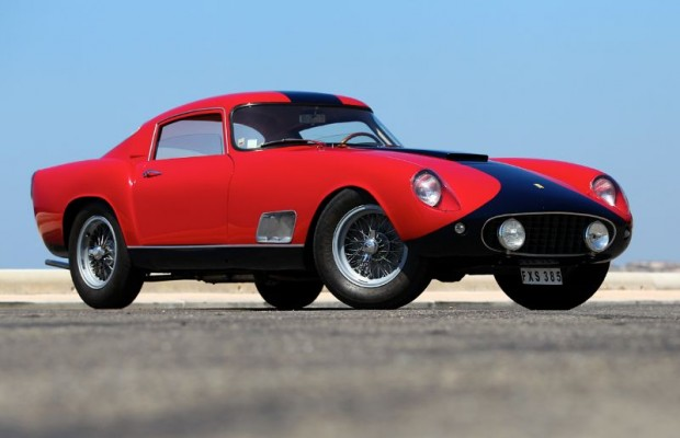 1958 Ferrari 250 GT LWB Berlinetta Tour de France