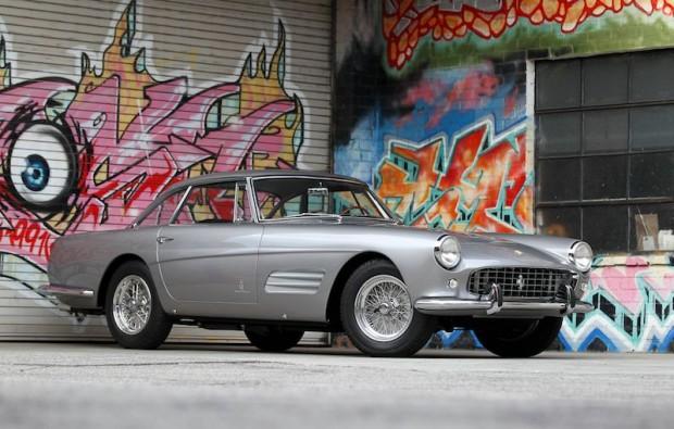 1958 Ferrari 250 GT Coupe Speciale Pinin Farina