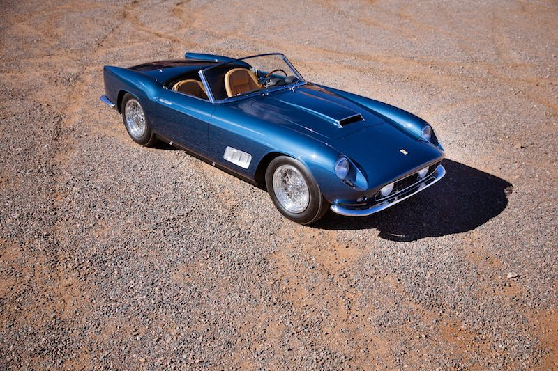 Gooding Scottsdale Auction 2013  Featured Offerings
