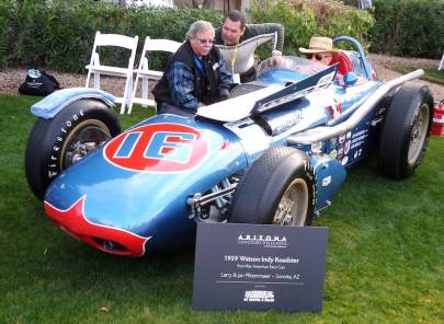1959 Watston Indy Roadster (photo: Bob Golfen)