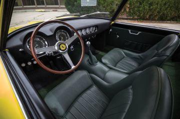 1960 Ferrari 250 GT SWB Berlinetta Competizione Interior (photo: Patrick Ernzen)
