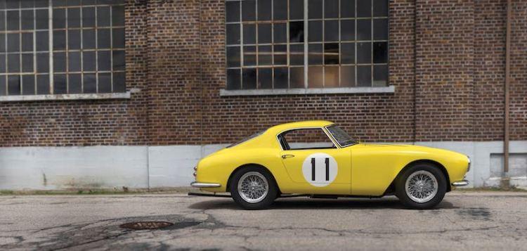 1960 Ferrari 250 GT SWB Berlinetta Competizione (photo: Patrick Ernzen)