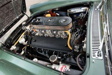 1960 Ferrari 400 Superamerica SWB Cabriolet by Pinin Farina Engine (photo: Darin Schnabel)