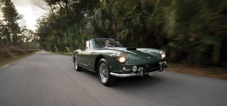 1960 Ferrari 400 Superamerica SWB Cabriolet by Pinin Farina (photo: Darin Schnabel)