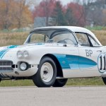 Duntov's Secret – Corvette Gulf Oil Race Car