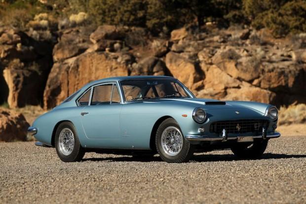 1961 Ferrari 250 GT Coupe Speciale