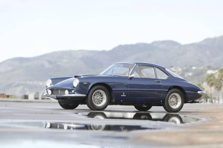 1961 Ferrari 400 Superamerica SWB Coupe Aerodinamico