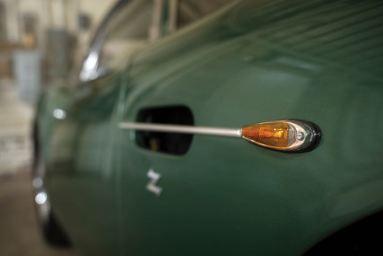 1962 Aston Martin DB4GT Zagato (photo: Patrick Ernzen)