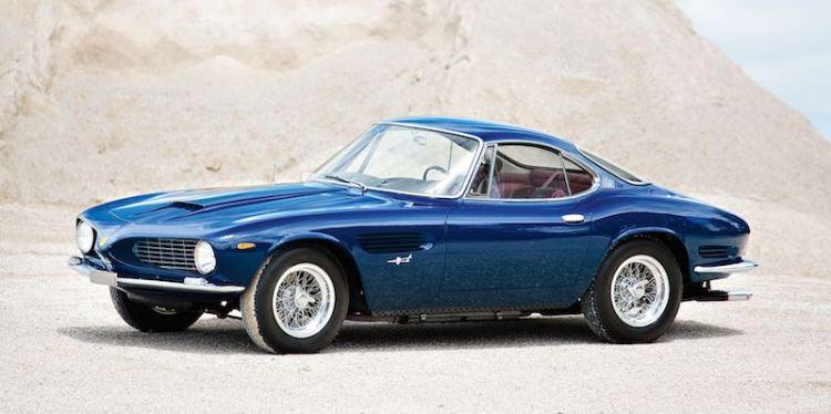 """1962 Ferrari 250 GT SWB Berlinetta """"Sharknose"""" Speciale by Bertone"""