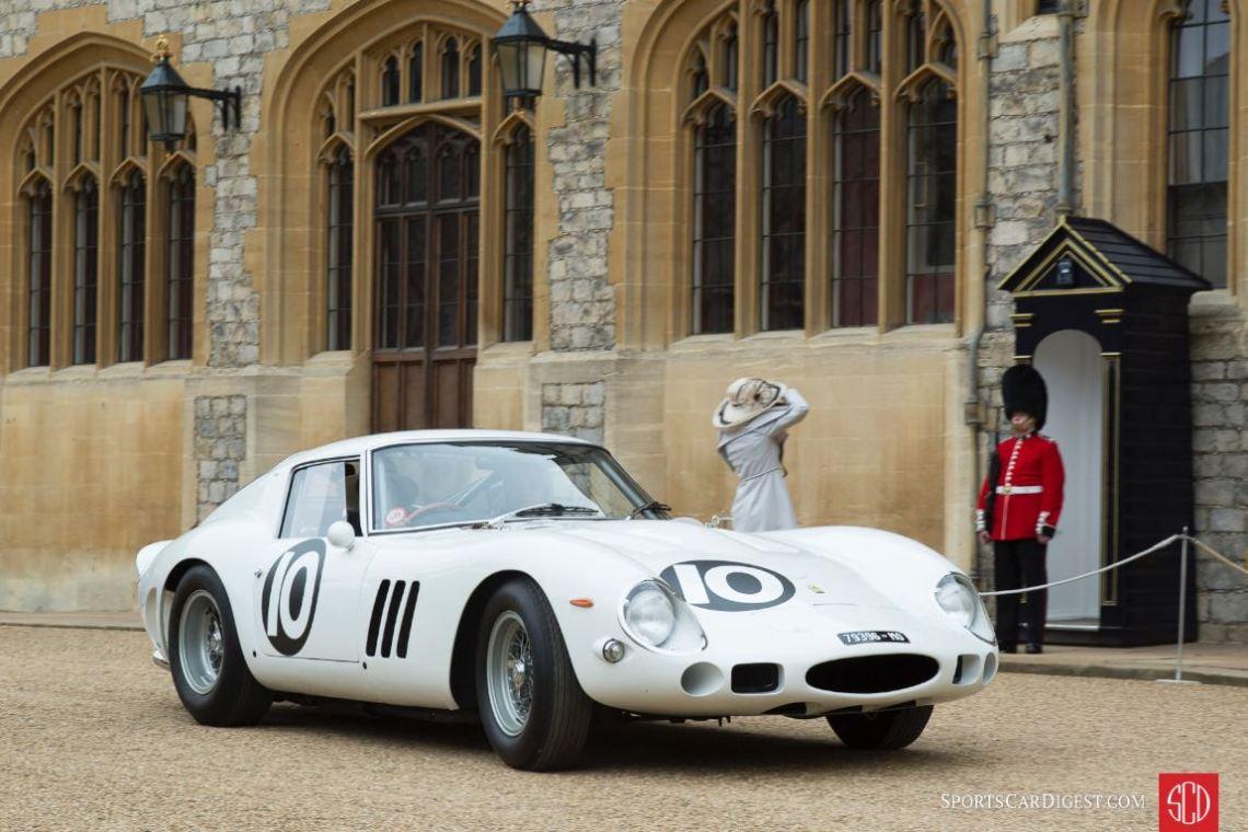 1962 Ferrari 250 GTO, ex-Graham Hill