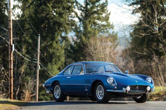 1962 Ferrari 400 Superamerica LWB Coupe Aerodinamico (photo: Patrick Ernzen)