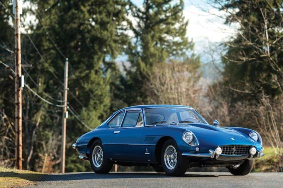 1962 Ferrari 400 Superamerica LWB Coupe Aerodinamico (photo: Patrick Ernzen)